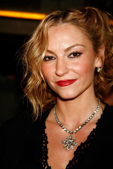 Drea de Matteo at the Conde Nast Media Groups Third Annual Fashion Rocks Concert.