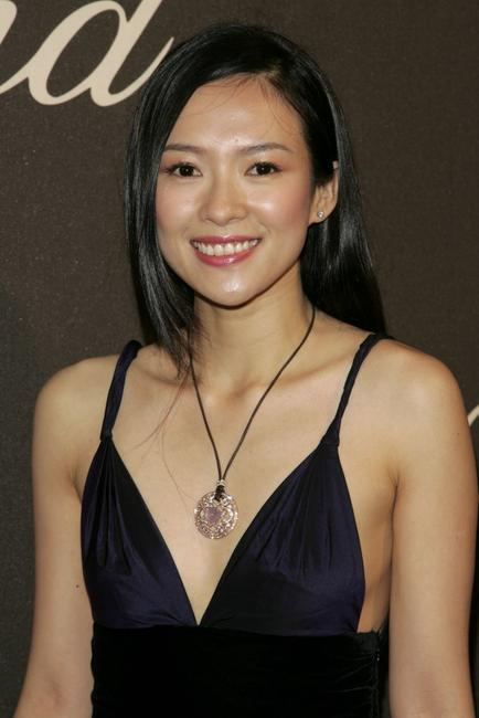 Zhang Ziyi at the