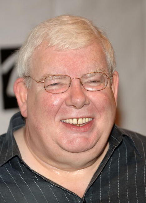 Richard Griffiths at the 72nd Annual Drama League Awards ceremony and luncheon at the Marriot Marquis.