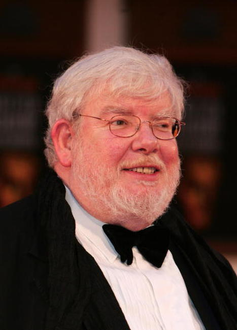 Richard Griffiths at the British Academy of Film Awards (BAFTA) ceremony at the Royal Opera House in central London.
