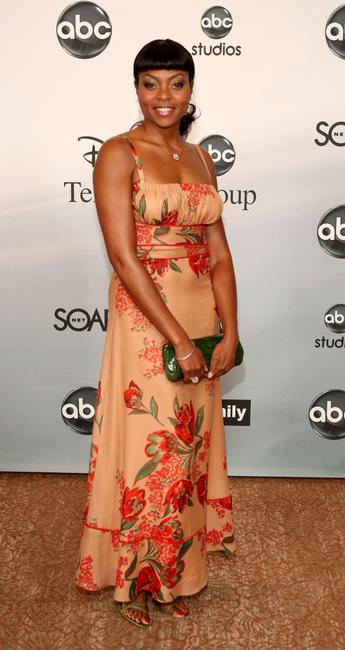 Taraji P. Henson at the 2007 ABC All Star Party.