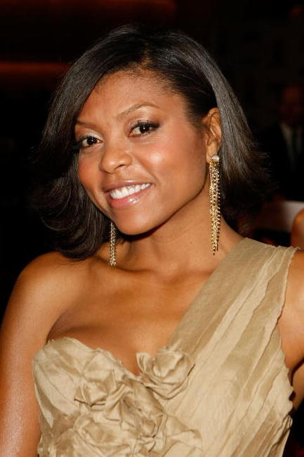 Taraji P. Henson at the Hollywood Film Festival's Gala Ceremony.