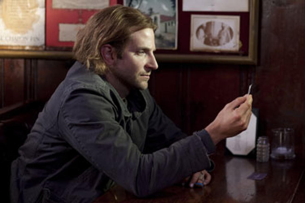 Bradley Cooper as Eddie Morra in
