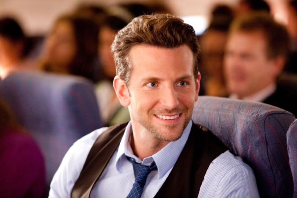 Bradley Cooper as Holden in