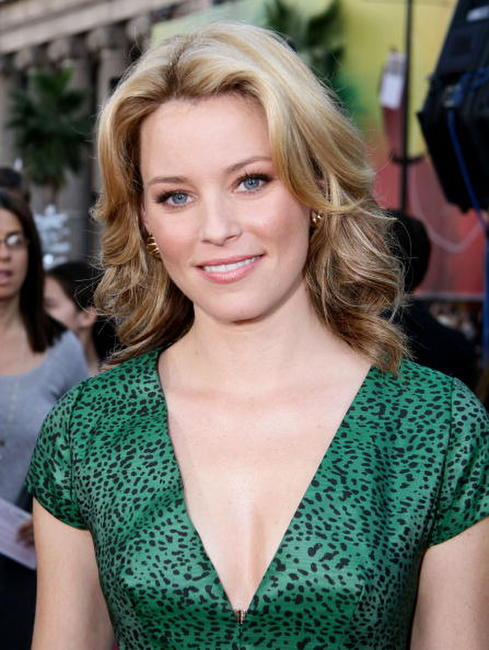 Elizabeth Banks at the Hollywood premiere of