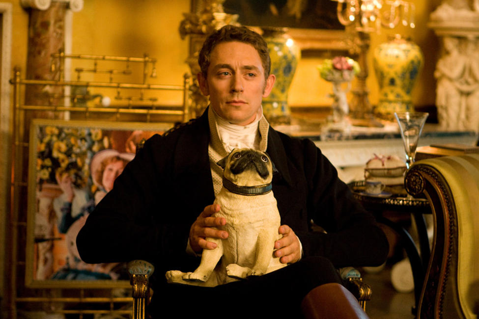 JJ Feild as Mr. Henry Nobley in