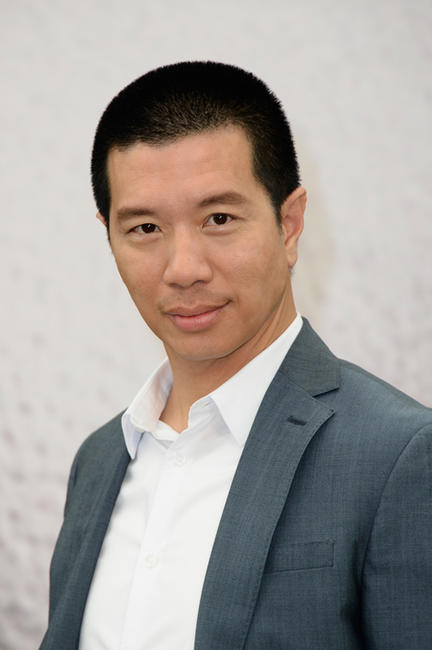 Reggie Lee at the photocall of