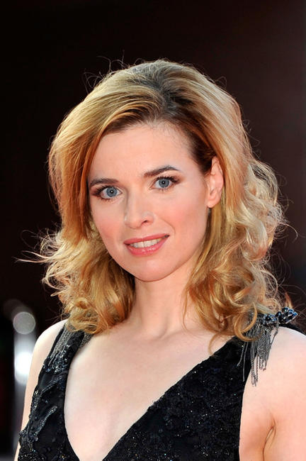 Thekla Reuten at the premiere of