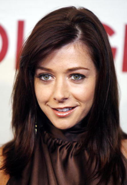 Alyson Hannigan at the Oceana's 2006 Partners Award Gala.