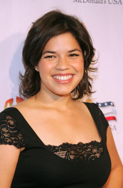 America Ferrera at the 2nd Annual Noche De Ninos in Beverly Hills, California.