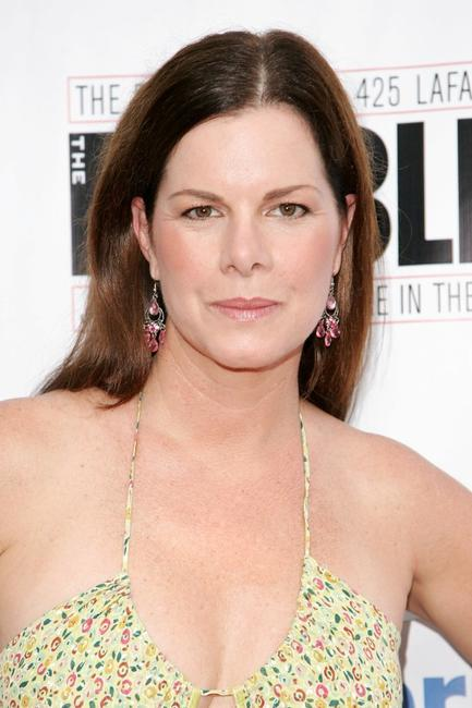 Marcia Gay Harden at the opening night of