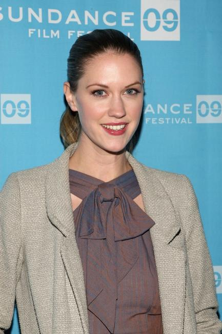 Lauren Lee Smith at the screening of