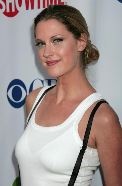 Lauren Lee Smith at the CW/CBS/Showtime/CBS Television TCA party.