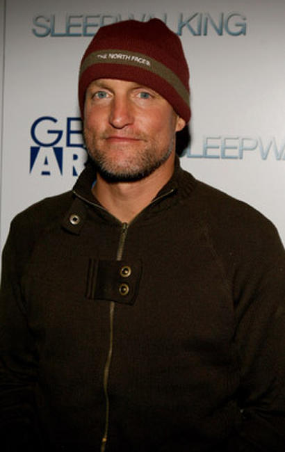 Woody Harrelson at the party for Overture Films'