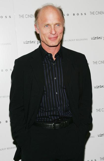 Ed Harris at the screening of