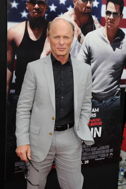 Ed Harris at the Florida premiere of