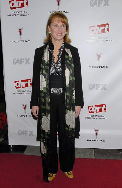 Mariette Hartley at the premiere screening of the