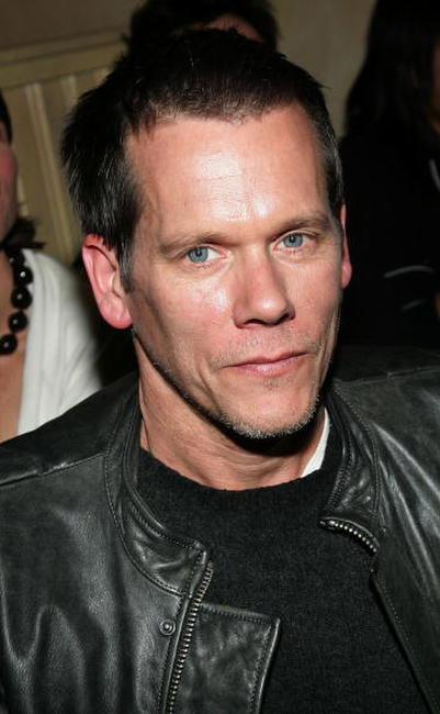 Kevin Bacon at the Sundance Film Festival '07.