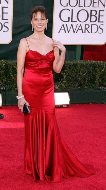 Barbara Hershey at the 63rd Annual Golden Globe Awards at the Beverly Hilton.