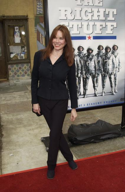 Barbara Hershey at the special 20th Anniversary screening and DVD release of