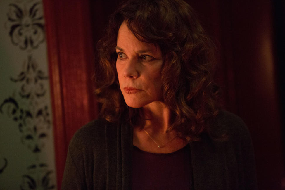Barbara Hershey in