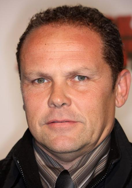 Kevin Chapman at the premiere of