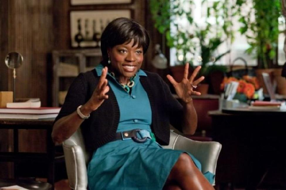 Viola Davis as Delia Shiraz in