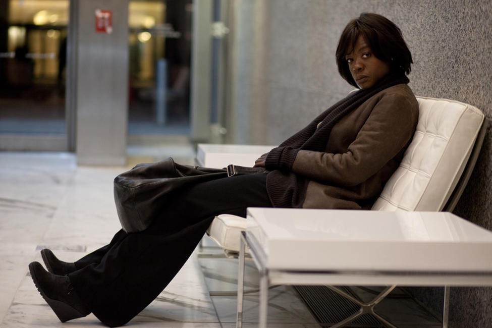 Viola Davis as Abby Black in