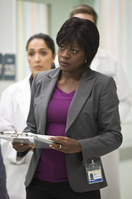 Viola Davis as Dr. Minerva in