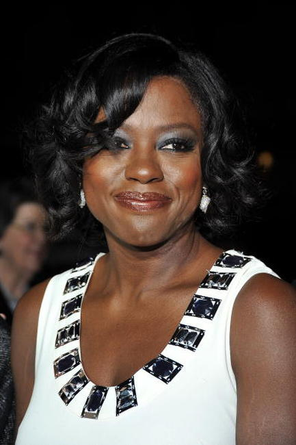 Viola Davis at the screening of