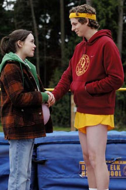 Ellen Page and Michael Cera in