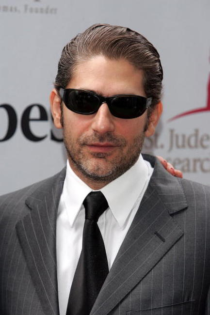 Michael Imperioli at the St. Jude's Children's Research Hospital Benefit.