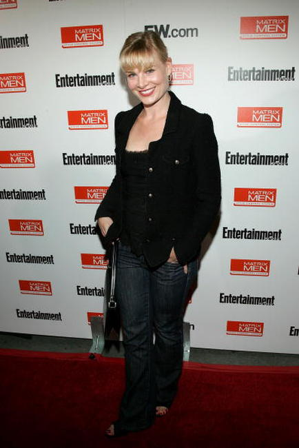 Melinda Page Hamilton at the Toronto International Film Festival Entertainment Weekly party.