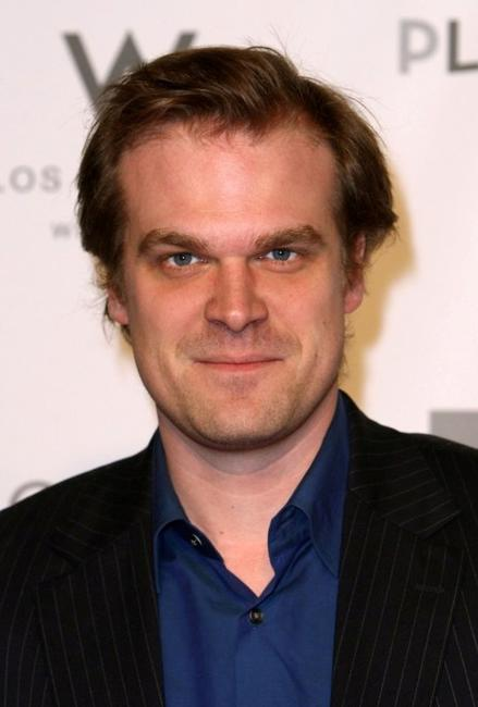 David Harbour at the 7th Annual Backstage at Geffen Gala.