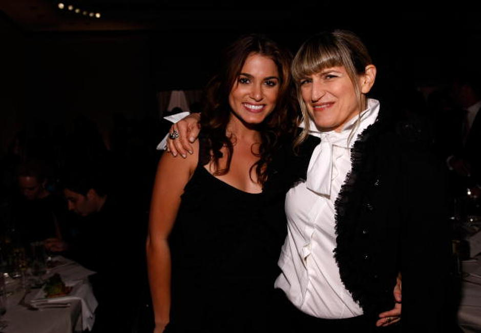 Nikki Reed and Catherine Hardwicke at the 15th Annual Women In Hollywood Tribute hosted by ELLE Magazine.