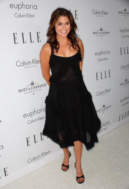 Nikki Reed at the 15th Annual Women In Hollywood Tribute hosted by ELLE Magazine.