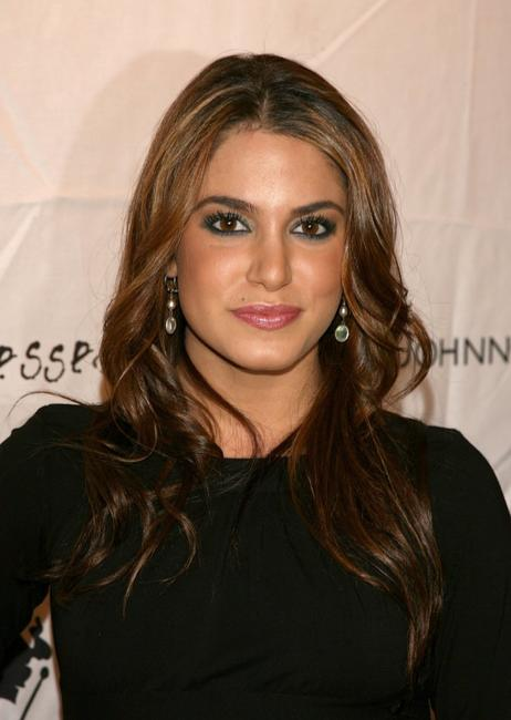 Nikki Reed at the Johnnie Walker Dressed to Kilt 2006 fashion show during the Mercedes Benz Fashion Week.