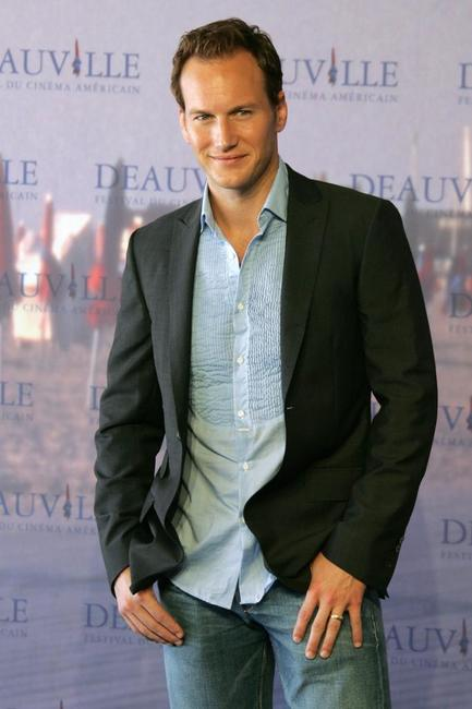Patrick Wilson at the photocall after the screening of