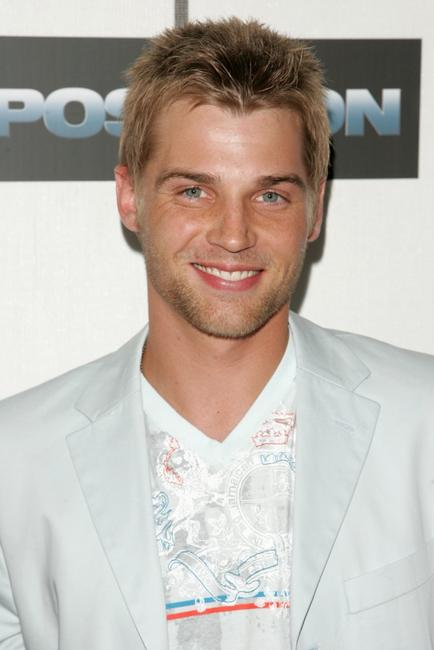 Mike Vogel at the premiere of