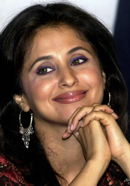 A File photo of Actress Urmila Matondkar, Dated 10 December 2003.