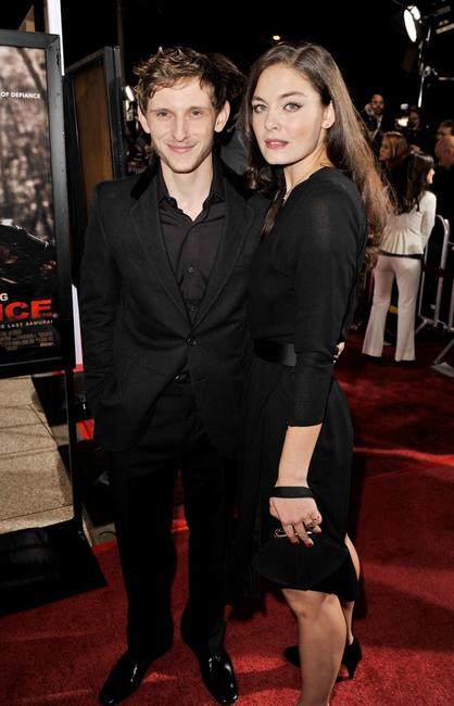 Jaime Bell and Alexa Davalos at the 2008 AFI FEST Closing Night Gala Screening of