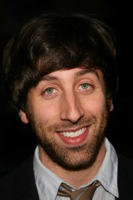 Simon Helberg at the premiere of