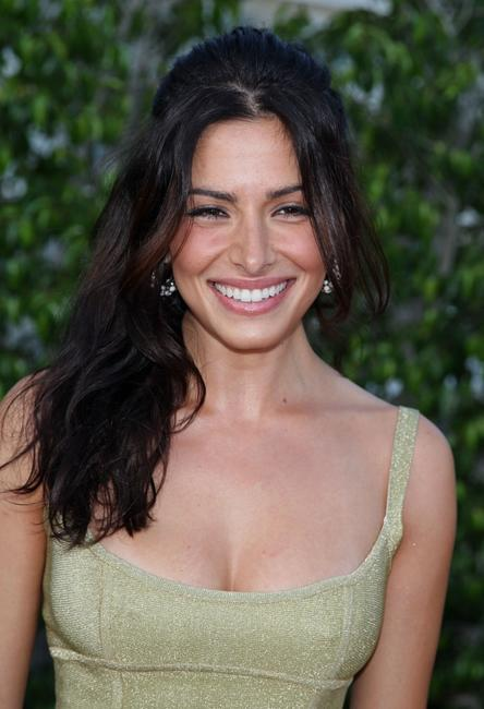 Sarah Shahi at the NBC All-Star Party during the 2007 Summer Television Critics Association Press Tour.