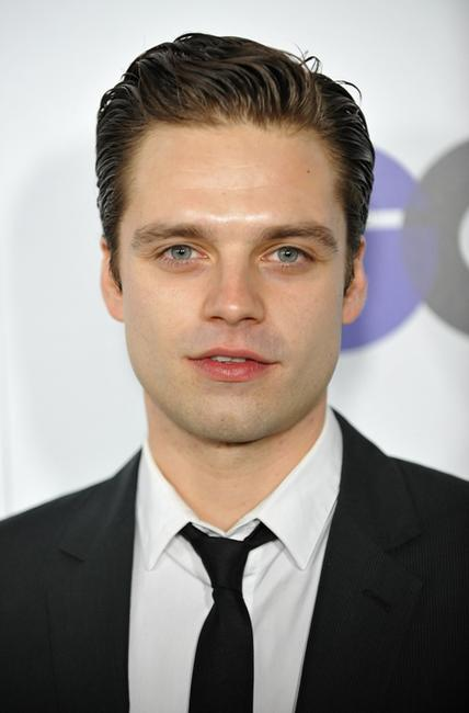 Sebastian Stan at the 2009