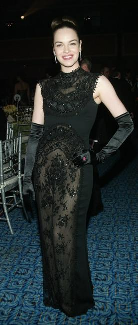 Tammy Blanchard at the 2003 Tony Awards Dinner.