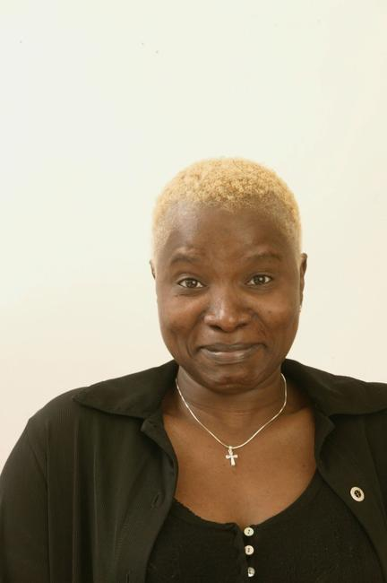 Angelique Kidjo at the