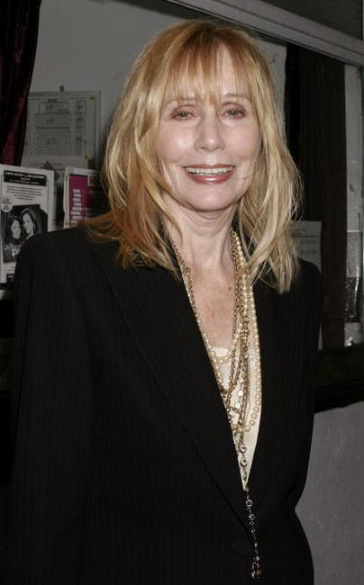 Sally Kellerman at the opening night performance of