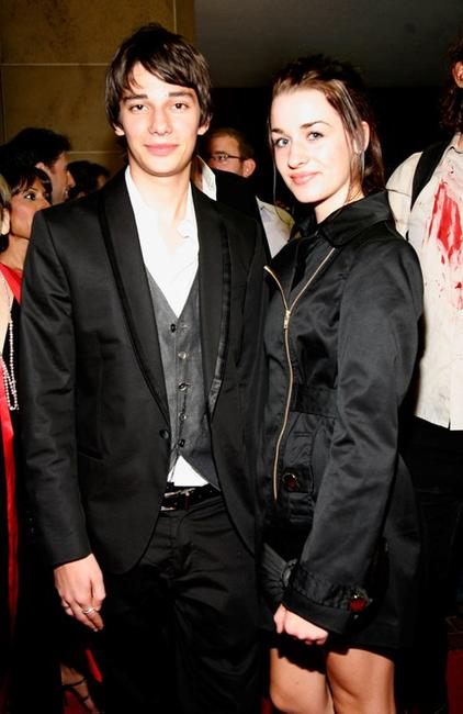 Devon Bostick and Guest at the 2009 Toronto International Film Festival.