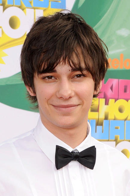 Devon Bostick at the Nickelodeon's 24th Annual Kids' Choice Awards in California.