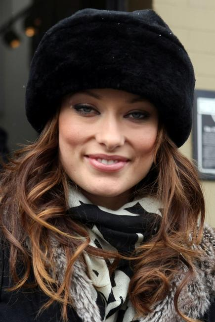 Olivia Wilde at the 2008 Sundance Film Festival.